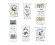 Game Of Thrones Premium Gläserset