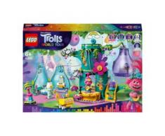 LEGO® LEGO® Trolls World Tour: Party in Pop City (41255)