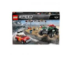 LEGO® Speed Champions: Rallyeauto 1967 Mini Cooper S und Buggy 2018 Mini John Cooper Works (75894)