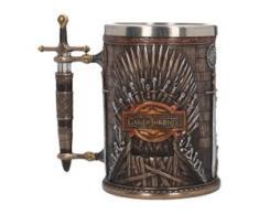 Game of Thrones Eiserne Thron Krug