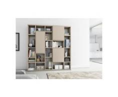 Bücherregal Emporior VII