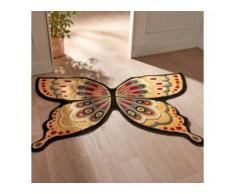 BettwarenShop Läufer Schmetterling 100x150 cm, gelb, gelb