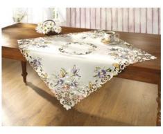 Tisch- und Raumdekoration mit Blüten und Schmetterlingen, Größe 101 (Läufer, 30/ 45 cm)