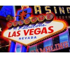 papermoon Vlies- Fototapete Digitaldruck 250 x 180 cm, Las Vegas