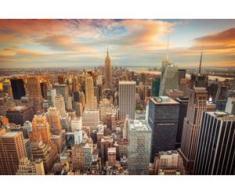 papermoon Vlies- Fototapete Digitaldruck 250 x 180 cm, Manhattan Midtwon