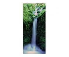 papermoon Vlies-Fototapete Wand & Türdekor Digitaldruck 90 x 200 cm, Zaragoza Falls