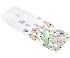 Kleine Wolke Wanneneinlage Schmetterling multicolor, 36 x 92 cm