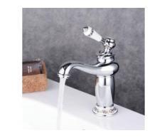 Hqb ® - Waschtischmischer einteilig, mit einem Hebel, Mischer, Waschbecken - HQB®