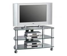 MAJA MÖBEL TV-Rack, »1610«, Breite 95 cm, Silber