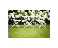 Gartentisch »athen«, klappbar, JANKURTZ Weiß