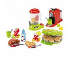 Frühstücks-Set mit Waffeleisen