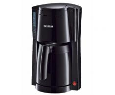Severin Kaffeemaschine mit 2 Thermokannen Severin schwarz