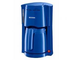 Severin Kaffeemaschine mit 2 Thermokannen Severin blau