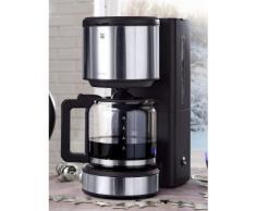 Kaffeemaschine STELIO mit Glaskanne WMF silber/ edelstahl