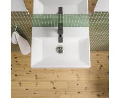 Treos Serie 710 Handwaschbecken B: 50 H: 7,8 T: 36 cm 710.04.5036