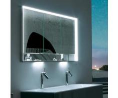 Keuco Royal Lumos Unterputz-Spiegelschrank mit LED-Beleuchtung, 4017214596201