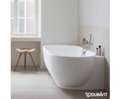 Duravit Luv Raumspar-Badewanne mit Verkleidung L: 185 B: 95 H: 46 cm, Raumecke links ohne Wannenrandbohrung 700431000000000