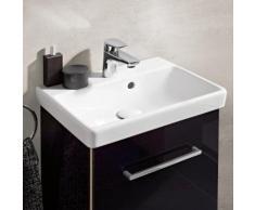 Villeroy & Boch Avento Handwaschbecken B: 45 T: 37 cm weiß mit CeramicPlus, mit Überlauf 735845R1