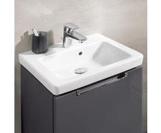 Villeroy & Boch Subway 2.0 Handwaschbecken B: 50 T: 40 cm weiß, ungeschliffen 7315F001