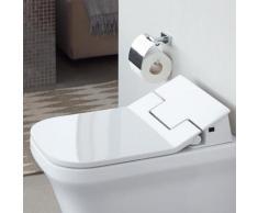 Duravit der NEUE SensoWash® Slim DuraStyle Dusch WC-Sitz mit Entkalkungsfunktion, 4053424688763