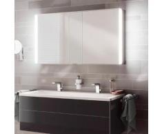 Keuco Royal Match Aufputz-Spiegelschrank mit LED-Beleuchtung, 4017214511587