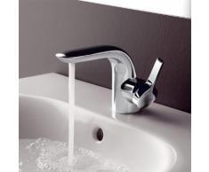Ideal Standard Melange Einhebel-Waschtischarmatur mit Ablaufgarnitur A4258AA