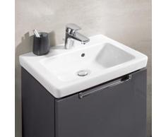 Villeroy & Boch Subway 2.0 Handwaschbecken B: 50 T: 40 cm weiß mit CeramicPlus, ungeschliffen 7315F0R1
