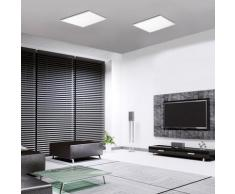 Paul Neuhaus Q-Flag CCT LED Deckenleuchte mit Dimmer, quadratisch, 4012248283523