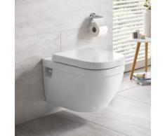 Grohe Euro Keramik Wand-Tiefspül-WC L: 54 B: 37,5 cm 39538000