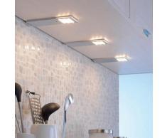 Paul Neuhaus Helena LED Unterbauleuchte mit Sensorschalter, 3-er Set, 1121-95-3