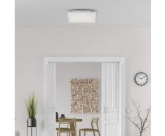 Paul Neuhaus Q-Flag CCT LED Deckenleuchte mit Dimmer, quadratisch, 4012248283516
