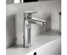 Ideal Standard Tesi Einhebel-Waschtischarmatur Grande mit Ablaufgarnitur A6563AA