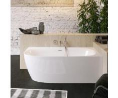 PREMIUM 200 Eck-Badewanne mit Verkleidung L: 170 B: 80 H: 59 cm, Raumecke rechts PR1261