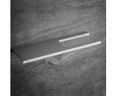 Keuco Edition 400 Toilettenpapierhalter mit Ablagefläche, 4017214643257