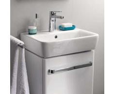 Geberit Renova Compact Handwaschbecken B: 45 T: 34 cm weiß 276145000