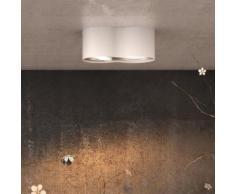 PHILIPS myLiving Phase LED Deckenleuchte/Spot B: 19,2 H: 8 T: 10,2 cm, weiß/aluminium 533023116, EEK: A+