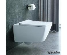 Duravit Viu Wand-Tiefspül-WC L: 57 B: 37 cm weiß 2511090000