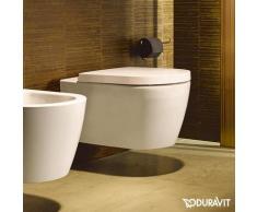 Duravit ME by Starck WC-Sitz Compact weiß matt, mit Absenkautomatik 0020192600