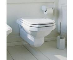 Duravit 1930 Wand-Tiefspül-WC L: 57,5 B: 35,5 cm weiß, mit WonderGliss 01820900001