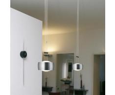 OLIGO GRACE LED Pendelleuchte 2-flammig mit Dimmer B: 85 H: 200 cm, aluminium gebürstet G42-931-24-12, EEK: A+