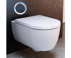 Ideal Standard Blend Wand-Tiefspül-WC AquaBlade round L: 54,5 B: 36 cm weiß T374901