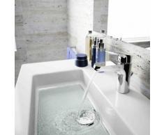 Ideal Standard CeraFlex Einhebel-Waschtischarmatur Grande mit Ablaufgarnitur B1713AA