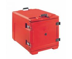 Thermobehälter Frontlader AF 7, rot