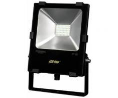 50W LED SMD Fluter Strahler Flutlicht Neutralweiß 4000K 5000 lm IP65 Wasserdicht Außenstrahler