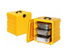 Contacto Thermobox GN 1/2 Frontlader