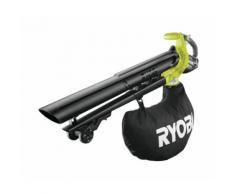 RYOBI 18 V Akku-Laubbläser-und-Sauger (ohne Akku und Ladegerät)