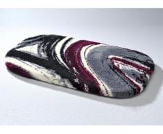 Designer-Badgarnitur des Künstlers Prof. Luigi Colani, Größe 112 (Motiv-Deckelbezug mit Kordel, 47/ 50 cm), Bordeaux-Anthra