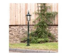 Aussenleuchte, Gartenlampe stehend, Nostalgie Leuchten, Porto Pico grande 175 cm