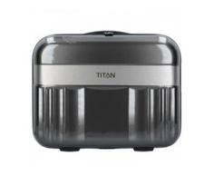 Titan Spotlight Flash Beautycase 38 cm anthracite