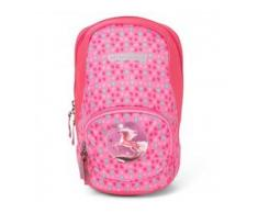 Ergobag Ease Kinderrucksack 30 cm konfetti rosa herzen